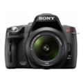 Цифровые фотоаппаратыSony Alpha DSLR-A390Y 18-55+55-200 Kit
