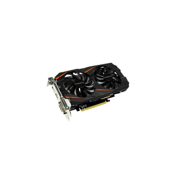 Gigabyte GeForce GTX 1060 WINDFORCE OC 3G (GV-N1060WF2OC-3GD)