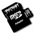 Карты памятиPatriot PATRIOT 16 GB SDHC Class 10