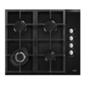 Кухонные плиты и варочные поверхностиVENTOLUX HG640-N1G CEST (BLACK)