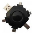 Gembird A-USB5TO1