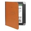 Чехлы для электронных книгPocketBook Обложка для PB801 коричневый (PBPUC-8-BR-BK)