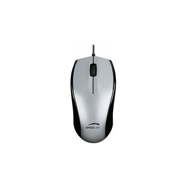 Speed-Link Relic Optical Mouse SL-6105-SGY Silver-Black PS