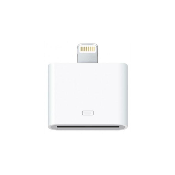 Apple Переходник Lightning to 30-pin Adapter (MD823)