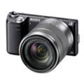 Цифровые фотоаппаратыSony NEX-5NK 18-55 Kit
