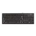 Клавиатуры, мыши, комплектыA4Tech KM-720 Black USB