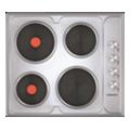 Кухонные плиты и варочные поверхностиLiberton LHE 6504-02 IX