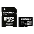 Карты памятиKingmax 32 GB microSDHC Class 10 + SD Adapter