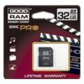 Карты памятиGoodRAM 32 GB SDHC Class 10 SDC32GHC10PGRR9