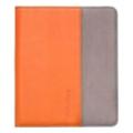 Чехлы для электронных книгPocketBook Обложка для PB801 оранжевый/серый (PBPUC-8-OR-DT)