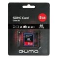 Карты памятиQumo 8 GB SDHC Class 10 QM8GSDHC10