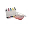 Системы непрерывной подачи чернил (СНПЧ)Lucky Print СНПЧ HP PhotoSmart C309 Standart