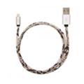Аксессуары для планшетовJust Unique Lightning USB Cable Snake (LGTNG-UNQ-SNK)