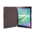 Чехлы и защитные пленки для планшетовAirOn Premium для Samsung Galaxy Tab S 2 8.0 T710/T715 Red (4822352777524)