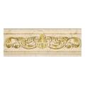 Керамическая плиткаAPE Listelo Rosaura 9x25 gold (501195)