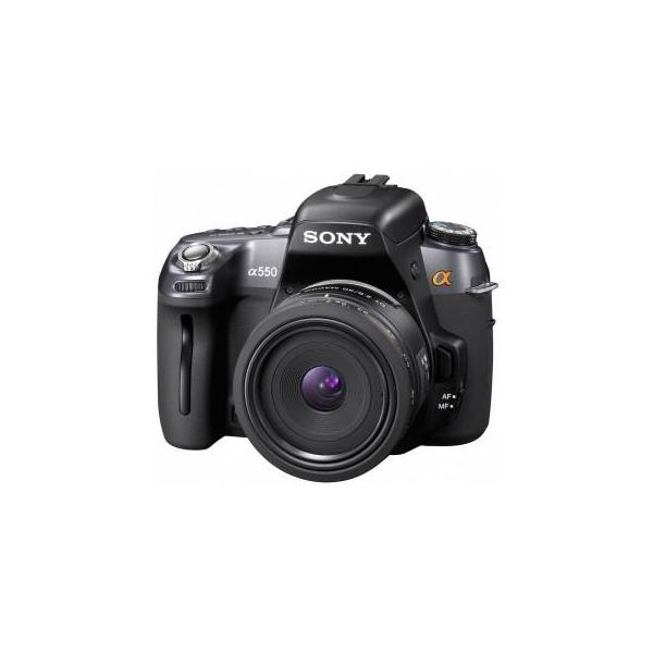 Sony Alpha DSLR-A550Y 18-55+55-200 Kit